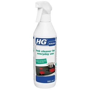 HG ceramic hob daily cleaner