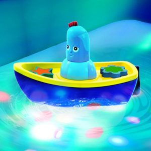 In the Night Garden Iggle Piggle's Lightshow Bath-Time Boat Toy