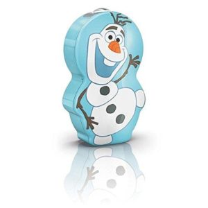 Philips Disney Frozen Olaf Children's Pocket Torch and Night Light with Integrated LED (1 x 0.3 W)