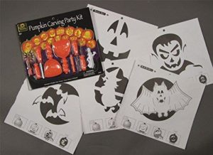 Premier Halloween Pumpkin Carving Party Kit