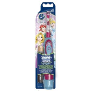 Oral-B Kids Stages Power Battery Toothbrush Princess