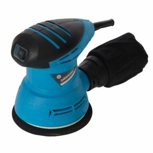 Silverline Orbit Sander 230V 125mm Diameter