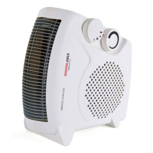 Lloytron StayWarm Upright & Flatbed Fan Heater