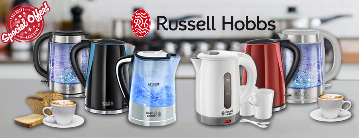Exclusive Special Offer on Russell Hobbs Products