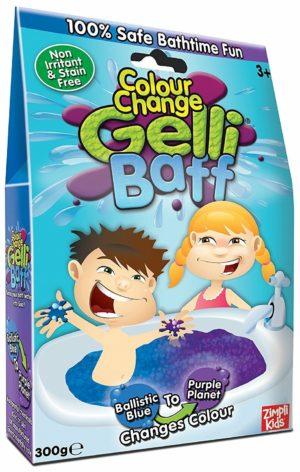Gelli Baff Colour Change -Blue_Purple
