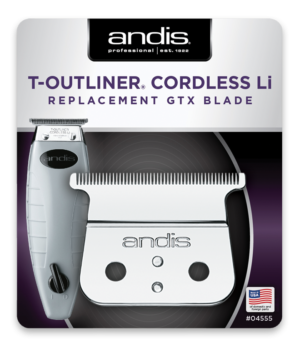 Andis T-Outliner Cordless Li Replacement GTX Deep Tooth Blade