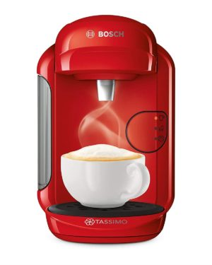 Bosch TASSIMO Vivy 2 Coffee Machine – Red