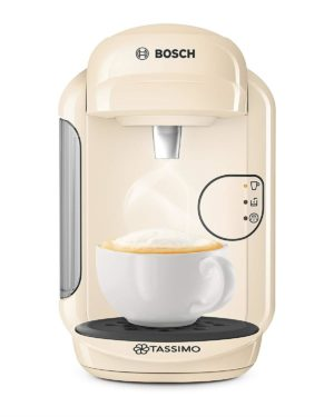 Bosch TASSIMO Vivy 2 Coffee Machine – Cream