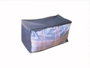 H & L Russel Jumbo Bag Soft Touch, Navy Blue, 91 x 53 x 47 cm