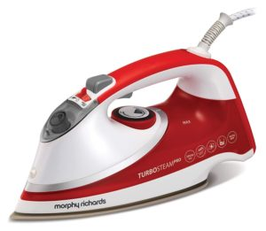 Morphy Richards Turbo Steam Pro Steam Iron