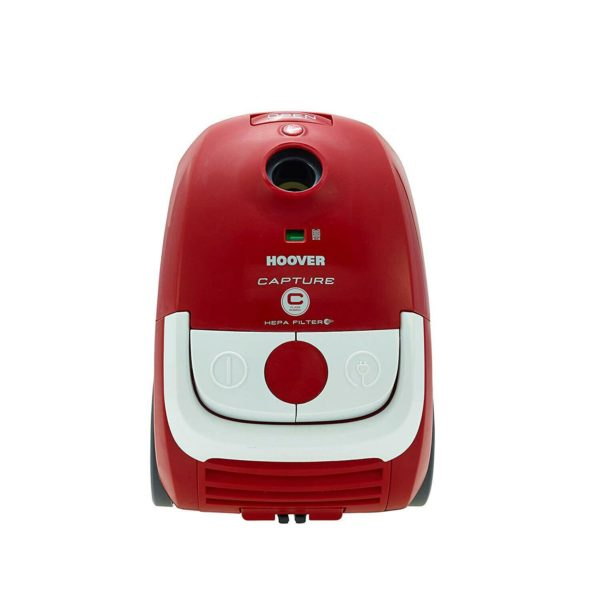 Hoover 2.3 L Capture Cylinder Vacuum Cleaner 700W In Red