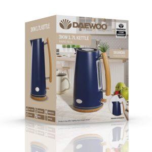 Daewoo Skandik Rapid Boil Kettle