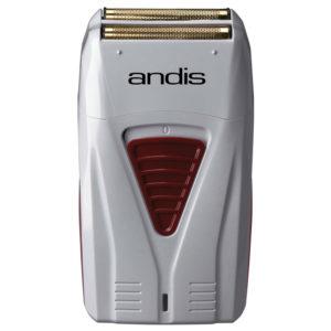 Andis TS-1 Profoil Lithium Gold Titanium Foil Shaver Cordless