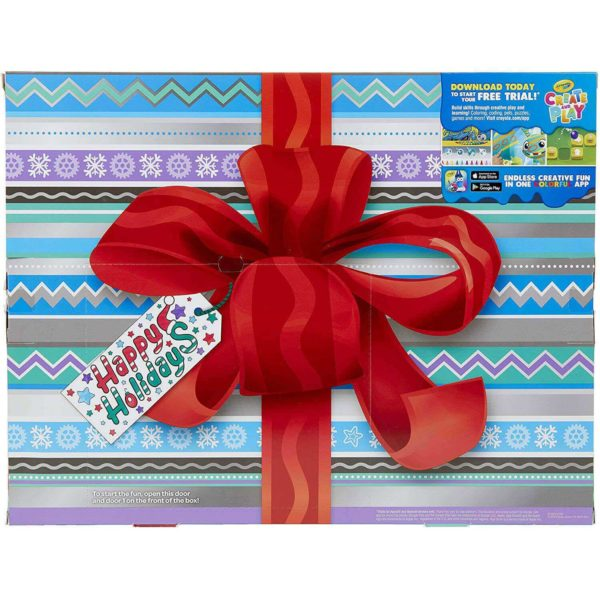 Crayola Christmas Countdown Advent Calendar,