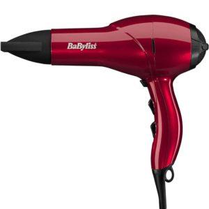 BaByliss Salon Light Professional Lightweight AC Ionic Hair Dryer 2100W