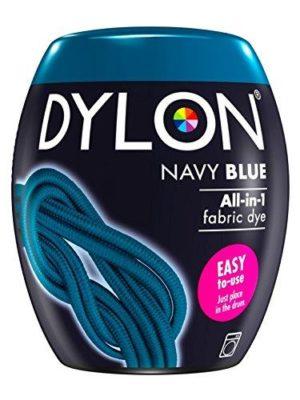 Dylon Machine Dye Pod 08 Navy Blue
