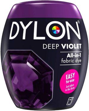 Dylon Machine Dye Pod Deep Violet 350g