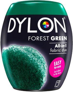 Dylon Machine Dye Pod Forest Green 350g