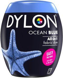 Dylon Machine Dye Pod Ocean Blue 350g