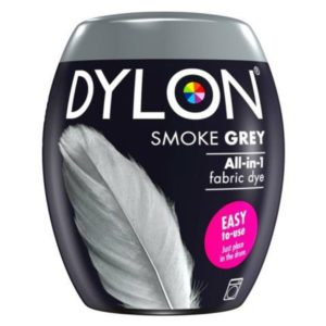 Dylon Machine Dye Pod, Smoke Grey, 350g