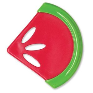 Dr Brown Natural Flow Coolees Watermelon Teether