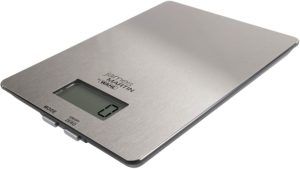 Wahl James Martin Kitchen Scales Digital Stainless Steel