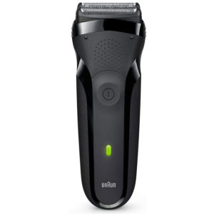 Braun Series 3 Rechargeable Electric Shaver Black – 300s