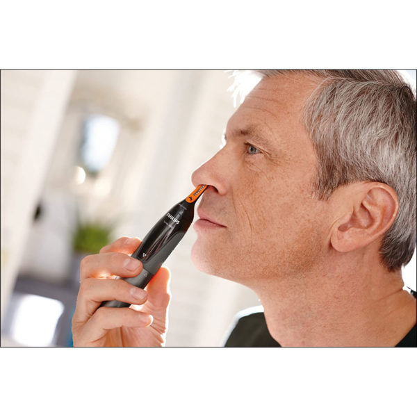 Philips NT3160/10 Nose Hair, Ear Hair and Eyebrow Trimmer Series 3000 - NT3160/10