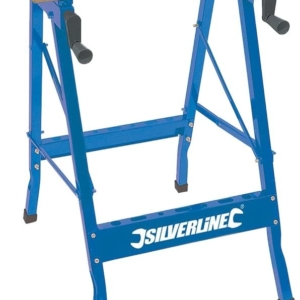 Silverline Portable Workbench, 100 kg