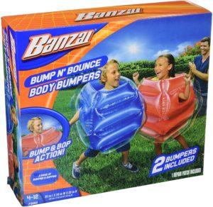 Banzai Bump n Bounce Body Bumpers