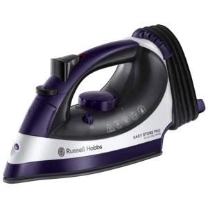 Russell Hobbs Easy Store Pro, Plug & Wind Iron, 0.330 Litre, 2400 Watt