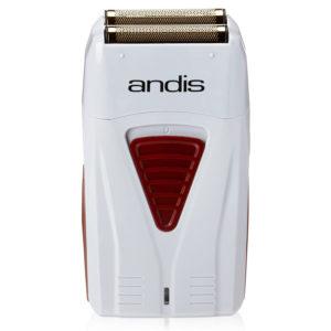 Andis TS-1 Profoil Lithium Gold Titanium Foil Cordless Shaver