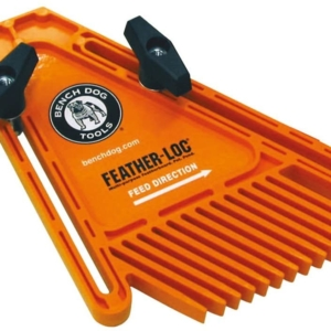 Bench Dog Feather Loc For Table Saws Prevents Kickback & Bending