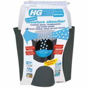 HG Moisture Absorber Basket - Black