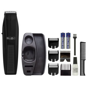 Wahl GroomEase Performer Cordless Hair Trimmer Clipper – Black