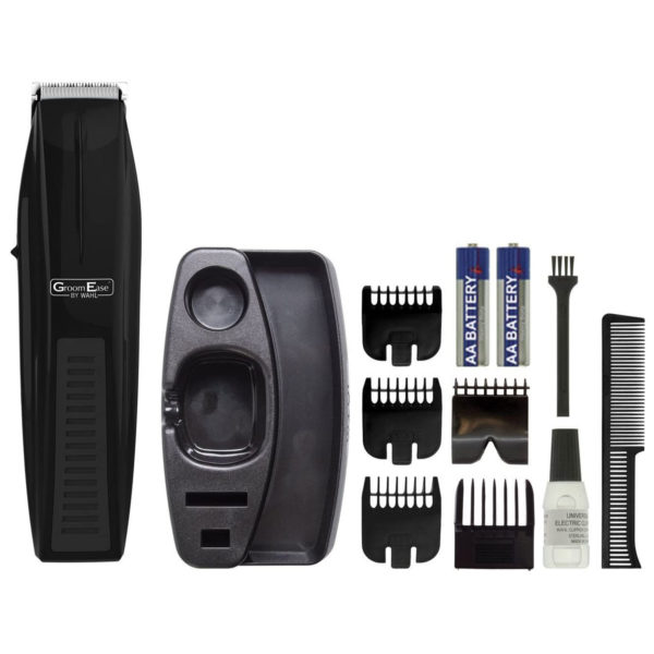 Wahl GroomEase Performer Cordless Hair Trimmer Clipper Beard Body Moustache Neck