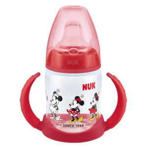 NUK First Choice Disney Mickey & Minnie 150ml Learner Cup 6-18mths (design may vary) - NK10743587