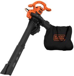 Black & Decker 3 In 1 Electric Leaf Blower 2600W 240V