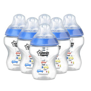 Tommee Tippee Closer to Nature Decorated Bottles