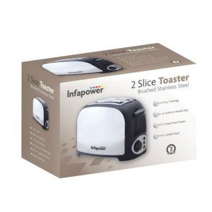 Infapower 2 Slice Toaster