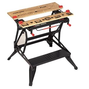 Black & Decker Deluxe Workmate Dual Height Workbench