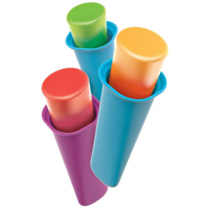 Zoku Summer Pops 6 Piece Silicon Ice Pop Mould