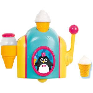 Tomy Bath Foam Cone Factory Bath Toy