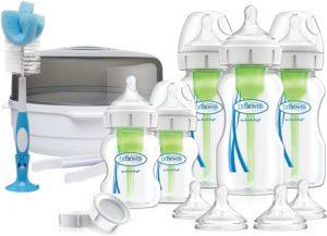 Dr Brown Options + Newborn Gift Set