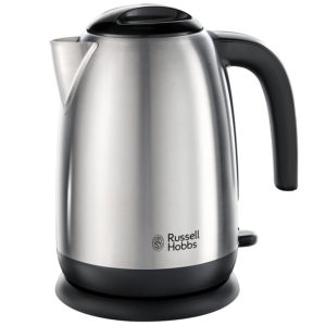 Russell Hobbs Adventure Kettle, Brushed Stainless Steel