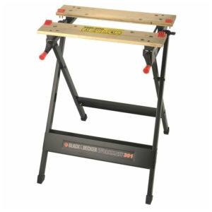 Black & Decker Workmate Workbench Single Height Sawhorse Bench