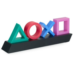 Paladone PlayStation Icons Light - Multicolour