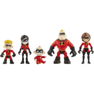 Incredibles 2 Family Pack - Junior Supers