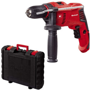 Einhell TE-ID 500 E Impact Drill With BMC 550W 240 V – Black And Red