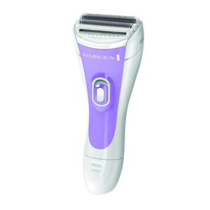 Remington Smooth Silky Epilator Shave& Go Lady Shaver Wet& Dry Battery Operated